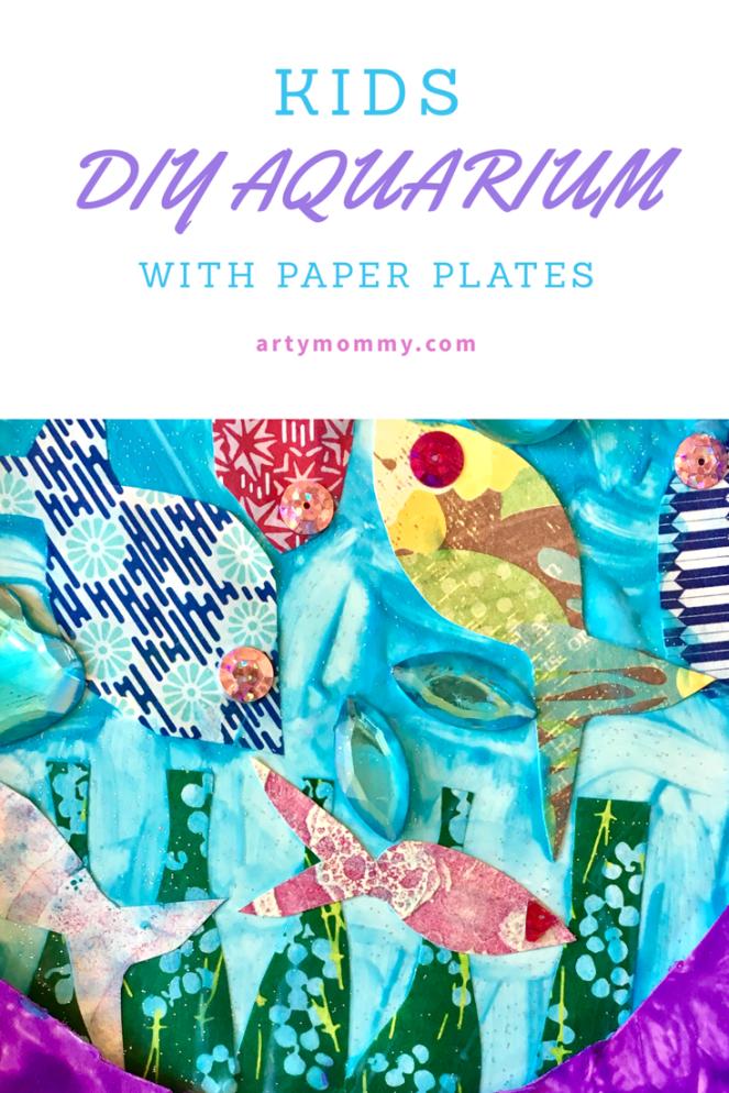 DIY aquarium crafts