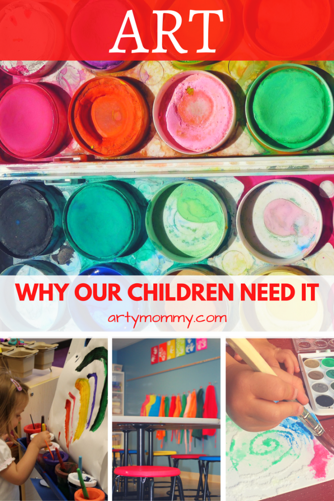 Art is important and our children need it artymommy.com