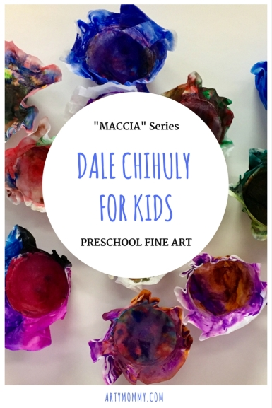 Dale Chihuly for Kids